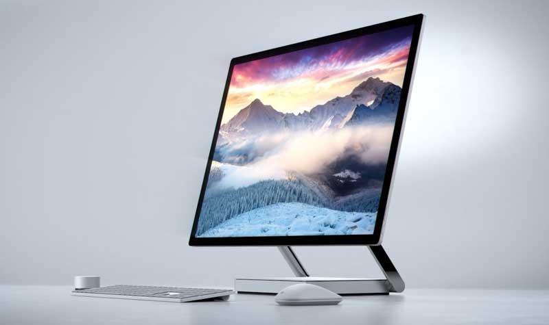 Dayo – Introducing the Microsoft Surface Studio